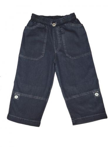 Брюки из облегченной джинсы
