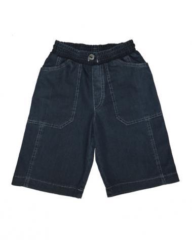 Бриджи из облегченной джинсы