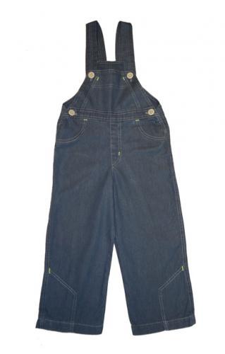 Полукомбинезон из облегченной джинсы