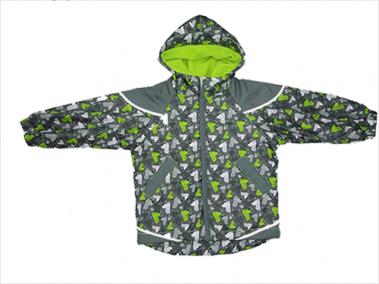 Куртка непромокаемая для мальчика