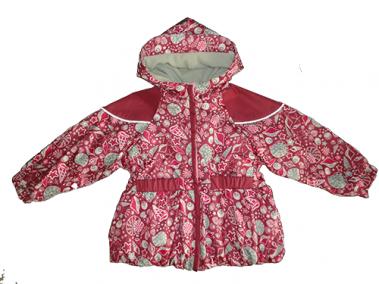 Куртка непромокаемая для девочки
