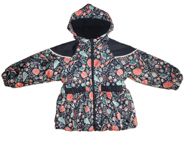 Куртка непромокаемая для девочки. . .